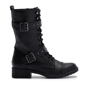 NEW Abound Hardy Buckle Combat Boot